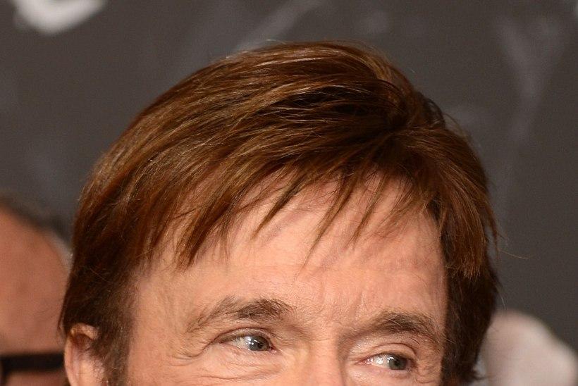 Valdo Jahilo: kuidas Chuck Norris mulle kere peale andis