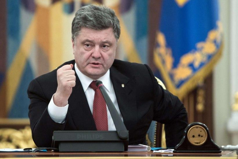 Ukraina tahab Krimmi tagasi