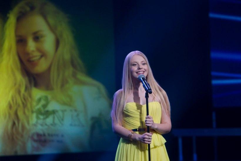 ÕHTULEHE VIDEO | Jana Liisa Johannson: usun, et võlusin kohtunikke oma säraga