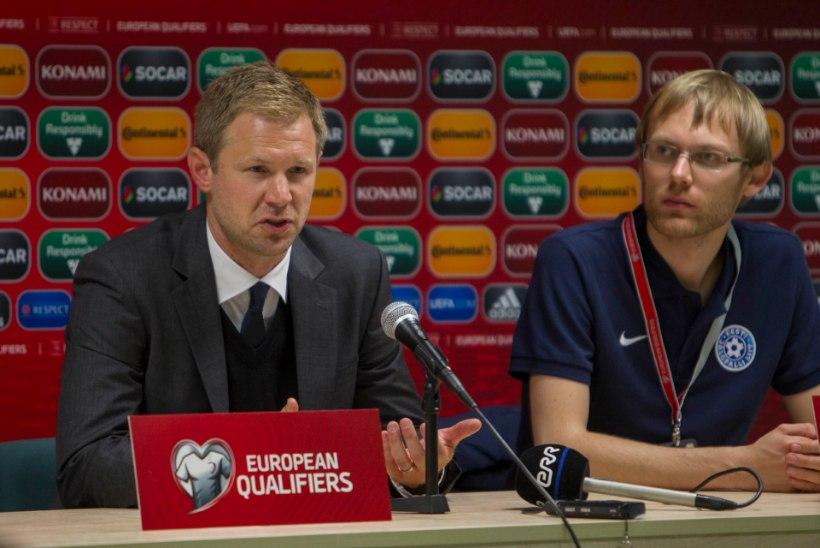 ÕHTULEHE VIDEO | Magnus Pehrsson: Väravate löömine ei sõltu ainult koondise mängudest