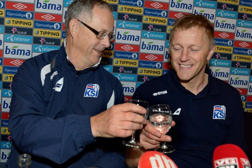 Islandi koondise peatreener: Magnus Pehrsson on Eestiga väga head tööd teinud!