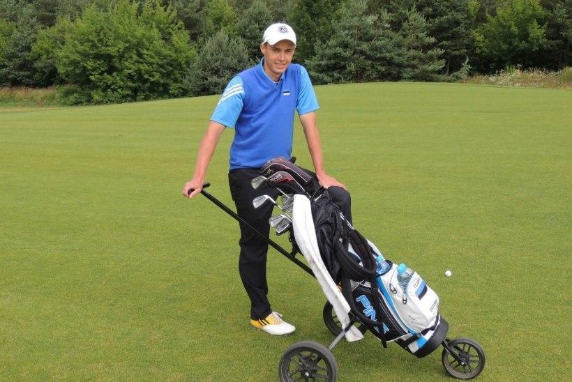 Eesti golfikoondis täiendab mänguoskusi Hispaanias