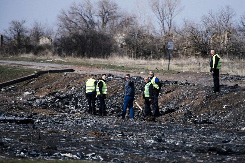 Kes nägi MH17 allatulistamist?