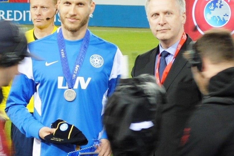 Klavan tõstis Eesti ühele pulgale Inglismaa ja Hispaaniaga