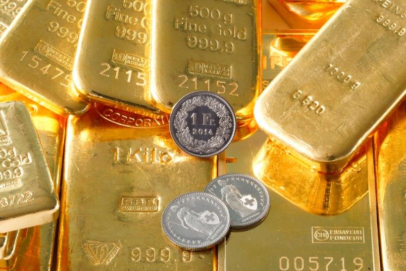 Goldman Sachs: kulla- ja teemandivarud lõppevad 20 aasta pärast