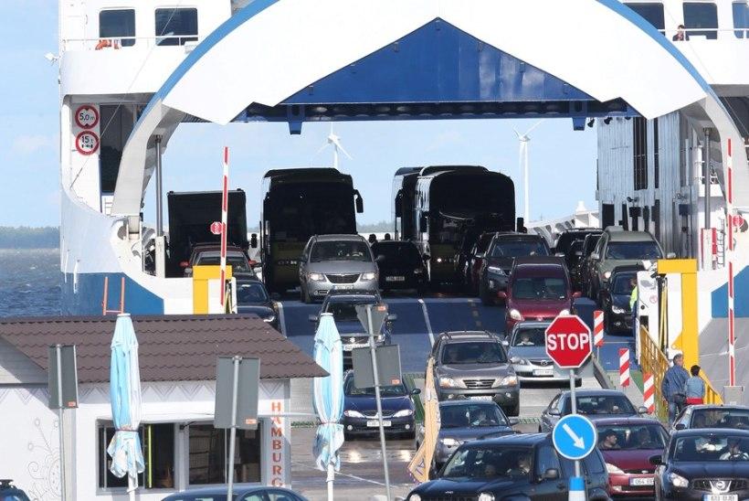 Kevadpühad toovad Väinamere laevaliinidele reise lisaks
