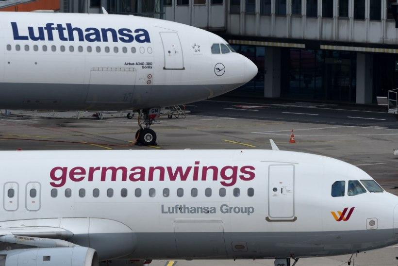 Germanwingsi kindlustusfirma eraldab kahjutasudeks 300 miljonit dollarit