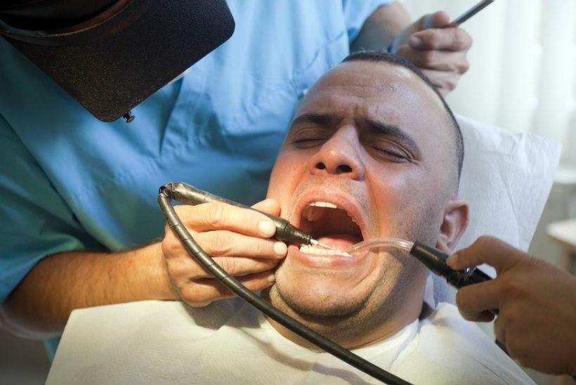 Kardad hambaarsti? Süüdista selles oma isa!