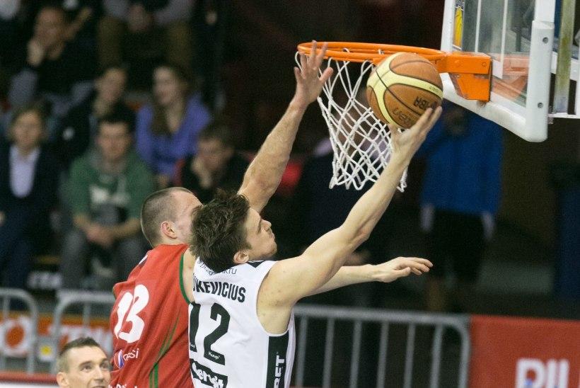 Rock kohtub Balti liiga poolfinaalis Ventspilsiga