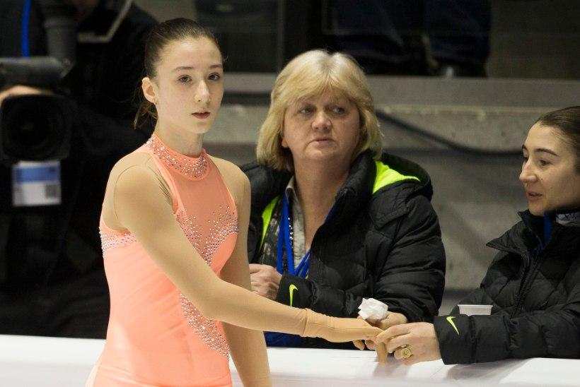 GALERII | Eesti uisutaja alustas Tallinna MMi 34. kohaga