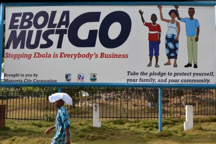 Ebola puhang vaibumas? Libeerias pole nädal aega ühtegi uut haigusjuhtu esinenud