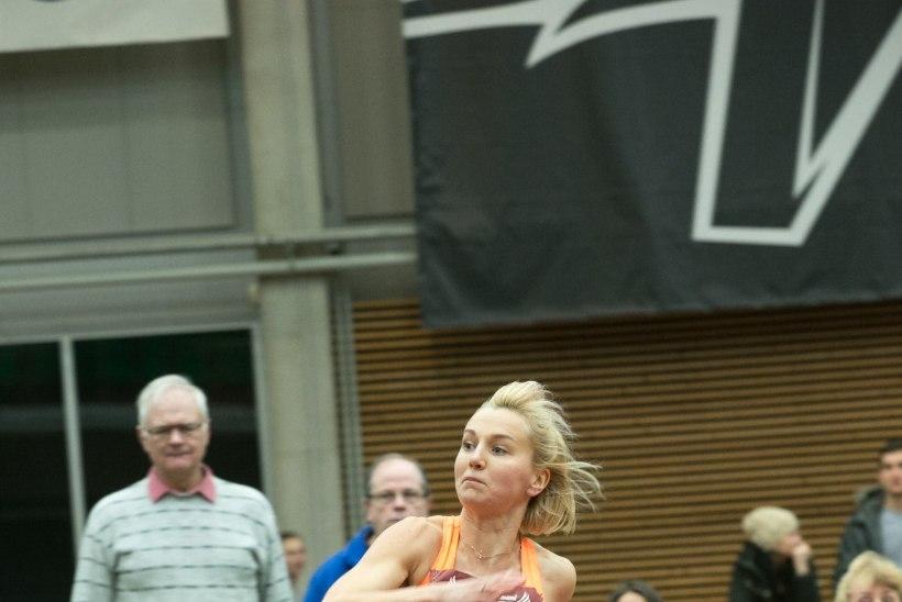 ÕHTULEHE VIDEO | Grete Udras Prahas: Kõige enam jääksin rahule isikliku rekordiga