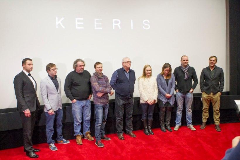 """GALERII: TV3 esitles uut teleseriaali """"Keeris"""""""