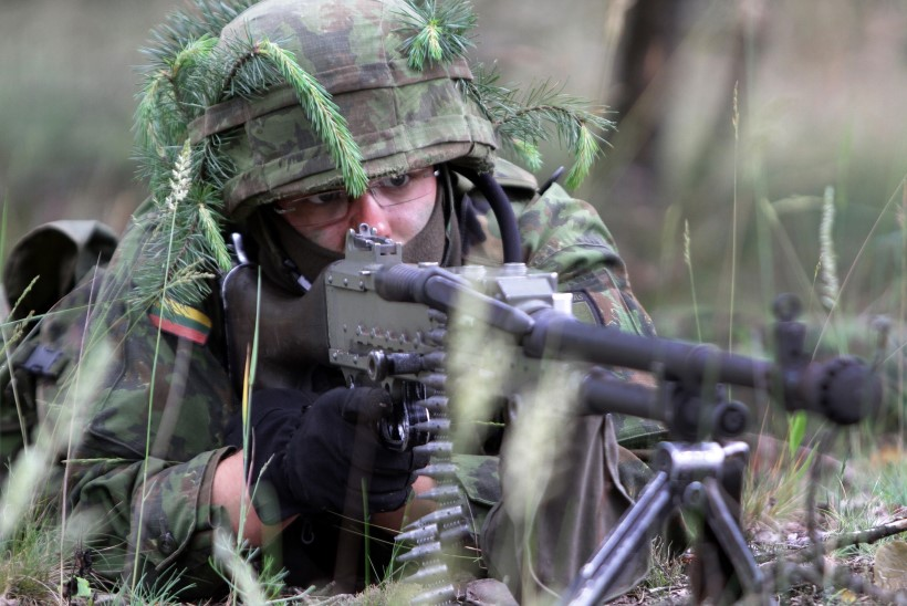 Leedu valmistub (Vene) agressiooni tõrjumiseks