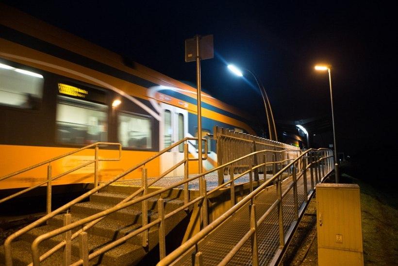 Tallinna-Narva liinil on Elroni rongide sõiduplaanides ajutised muudatused