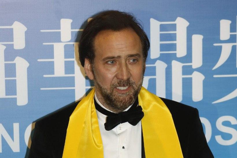 HEA ENNE? Marek Niit kohtus lennukis Nicolas Cage'iga