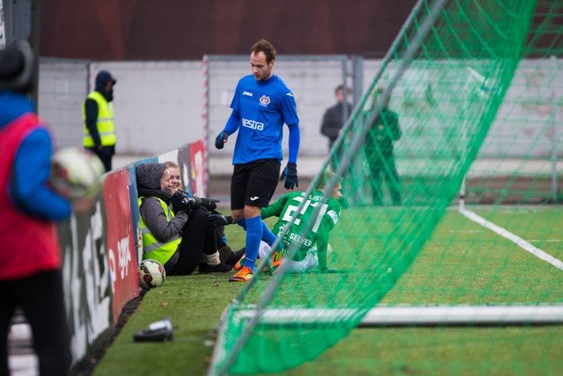 GALERII: FC Flora alustas meistriliigat kindla võiduga