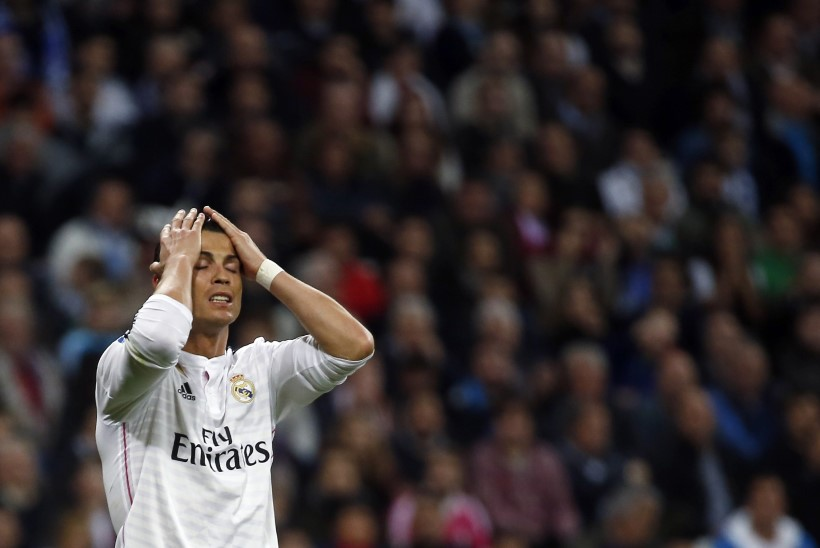GALERII: Madridi Real jäi nulli peale ja kaotas tabeli keskosa klubile!