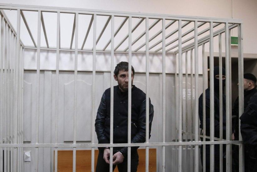 Kohus lubas vahistada Nemtsovi mõrvas kahtlustatavad mehed