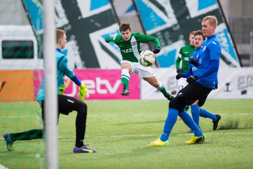 Kümme järeldust jalgpalliliiga väravaterohkest avavoorust