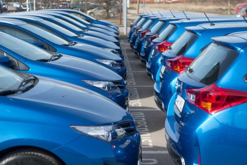 Pank: auto liisijatest on 35 protsenti naised
