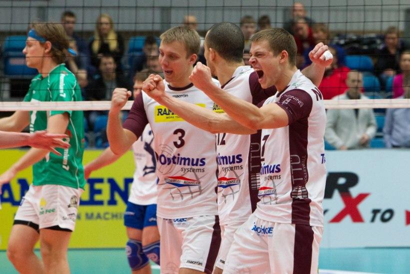 Pikale veninud põnevusgeimi võitnud TTÜ päästis oma Eesti-Läti ühisliiga finaalturniiri