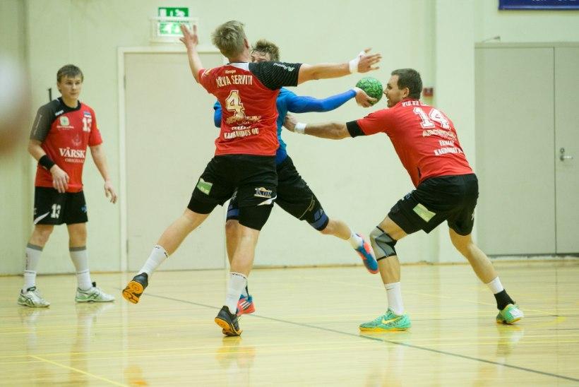 Käsipalli Balti liiga põhiturniiri võitis Põlva Serviti