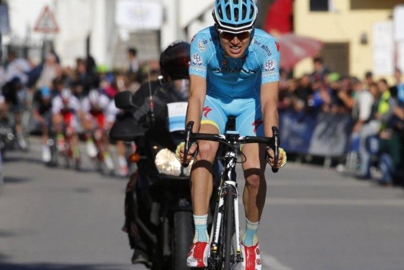 Taaramäe lõpetas Pariis-Nice'i velotuuri esimese etapi peagrupis
