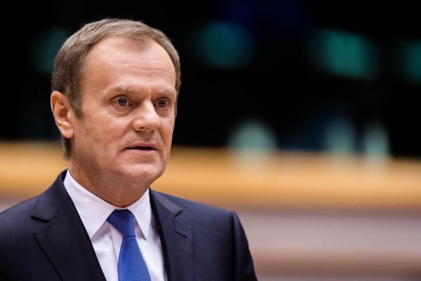 Euroopa Ülemkogu president: EL pole valmis Venemaa-vastaseid sanktsioone karmistama