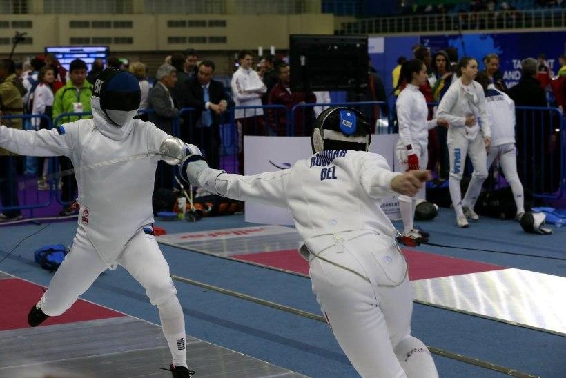 Ruslan Eskov lõpetas kadettide MMi kuuenda kohaga