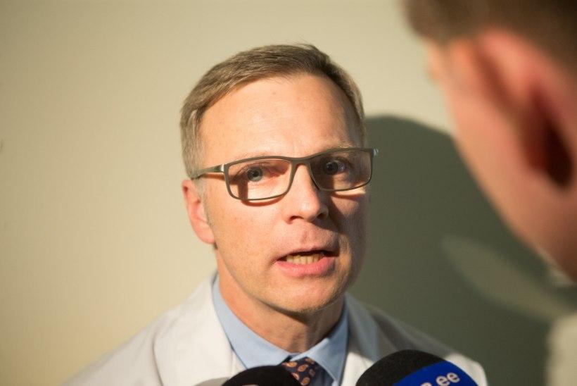 Doktor Talving on optimistlik: Savisaar naaseb poliitikasse