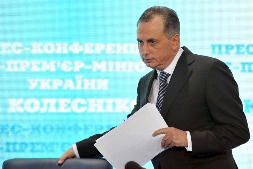 Ukraina sai varivalitsuse