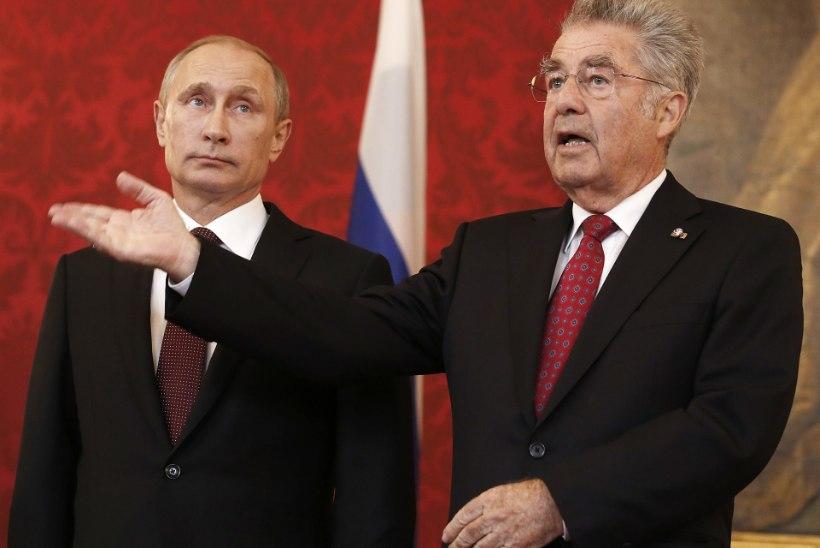Ka Austria president ei lähe Moskvasse