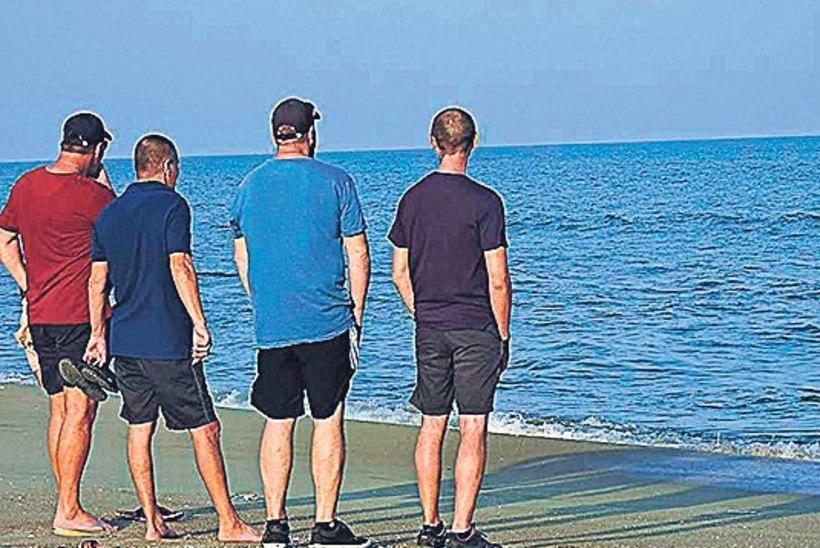 Eesti laevakaitsjad ei saanud veel vabaks