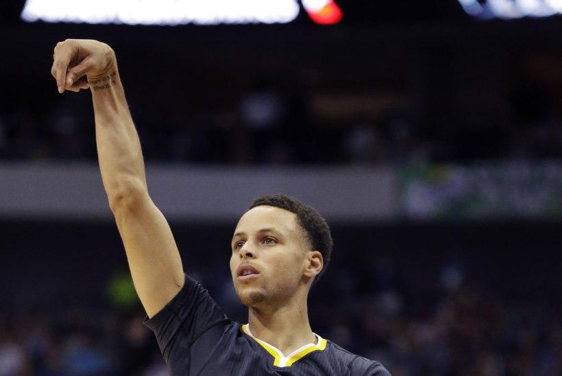 VIDEO: NBA viskekahur töötab rekordilisel võimsusel