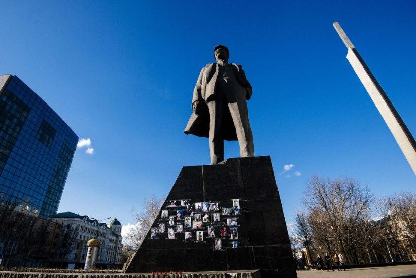 Ukraina keelab kommunismi- ja natsipropaganda