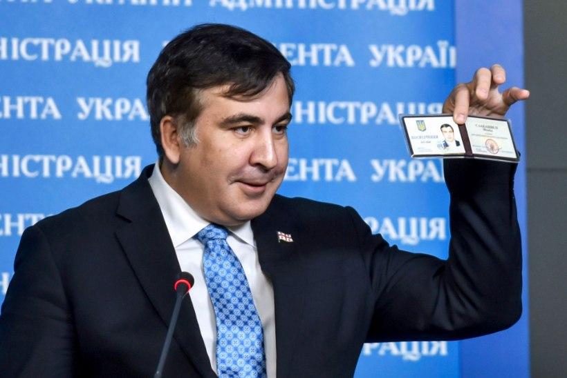Gruusia peab ajujahti Saakašvilile