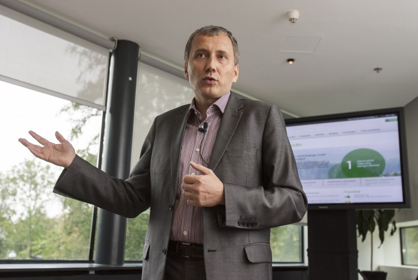 Eesti Energia juhi kohalt lahkunud Sandor Liive saab veel kuid 12 000 eurost hiigelpalka