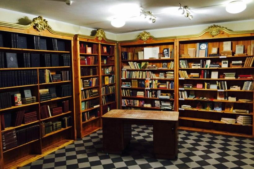 Täna avatakse Gustav Adolfi gümnaasiumis Hardi Tiiduse raamatukogu
