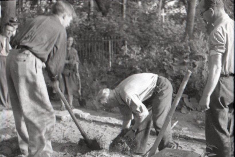 VÕÕRSILT  KODUMULDA: kuidas Lydia Koidula ümber maeti ja mis saab Marie Underist