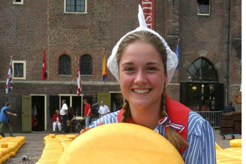 Alkmaar – Hollandi juustupealinn