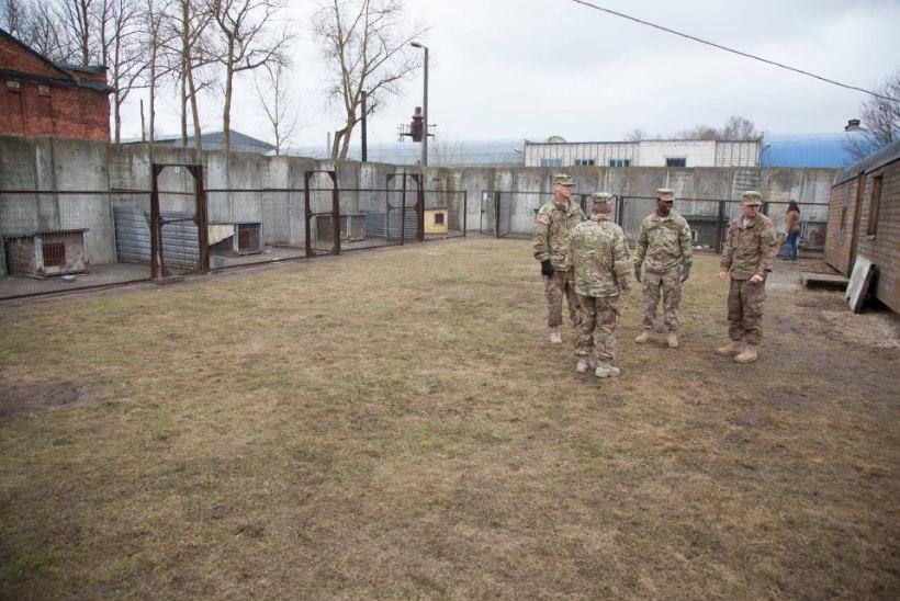 Eesti ja USA õhuväelased pidasid Harjumaa kohalikega ühistalguid