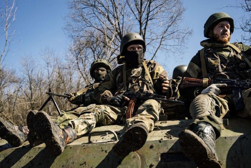 Ukraina staap: Venemaa on koondanud piirile 420 tanki ja üle 50 000 sõjaväelase