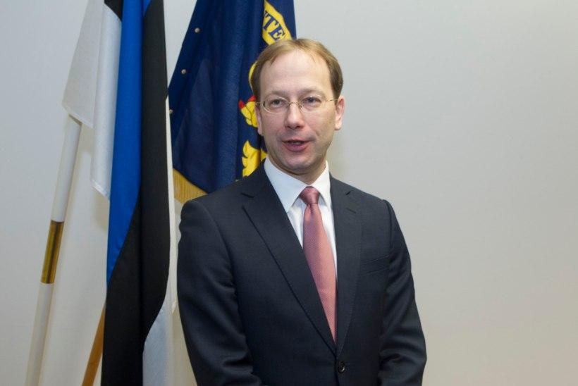 Kapo peadirektor Arnold Sinisalu: ühtne julgeolekuruum liitlastega tähendab sageli ühiseid muresid