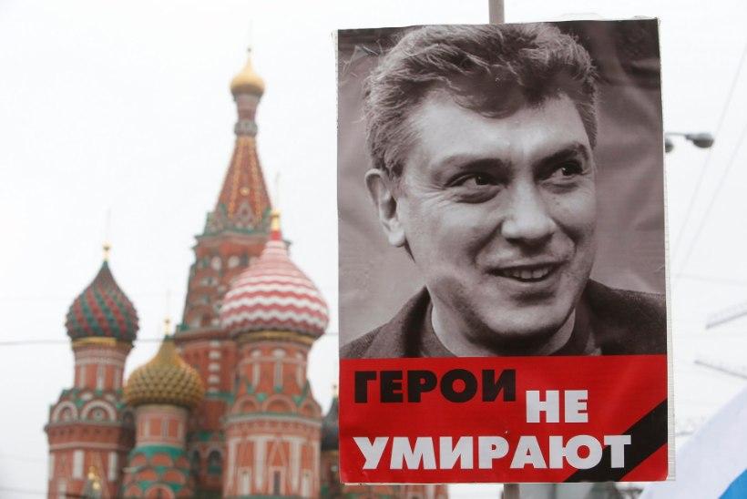 Nemtsovi mõrvas süüdistatavaid kahtlustatakse ka narkoäris