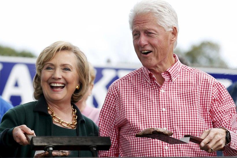 Barack Obama: Hillary Clinton oleks suurepärane president