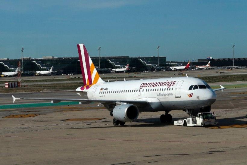 Germanwingsi lennukile tehti pommiähvardus, reisijad evakueeriti
