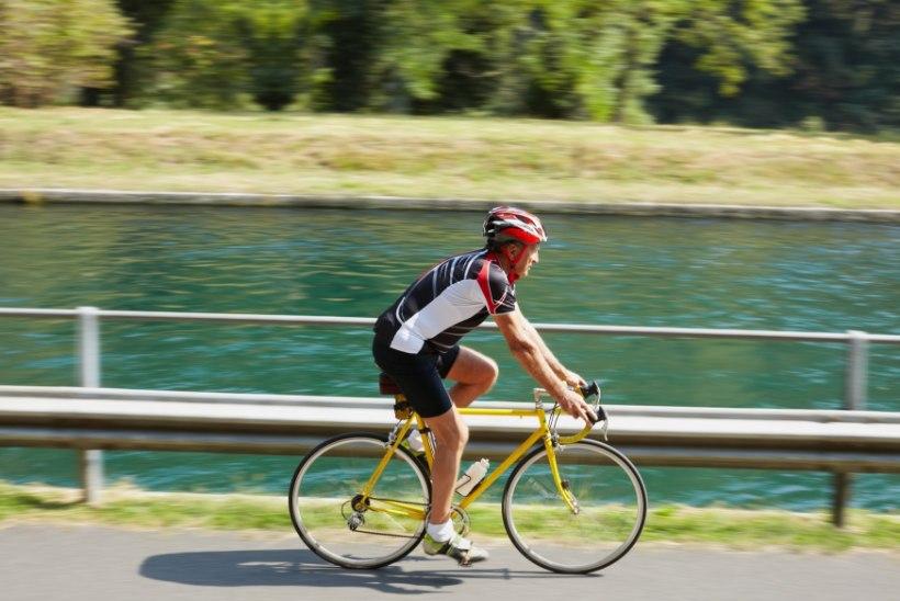 Ettevaatust, mehed! Jalgrattasõit võib kaasa tuua erektsioonihäired!