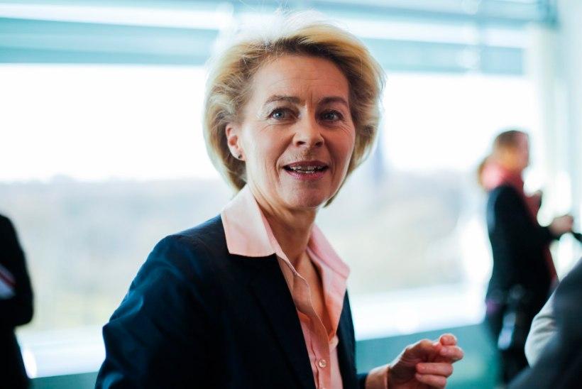 Saksamaa kaitseminister külastab homme Eestit
