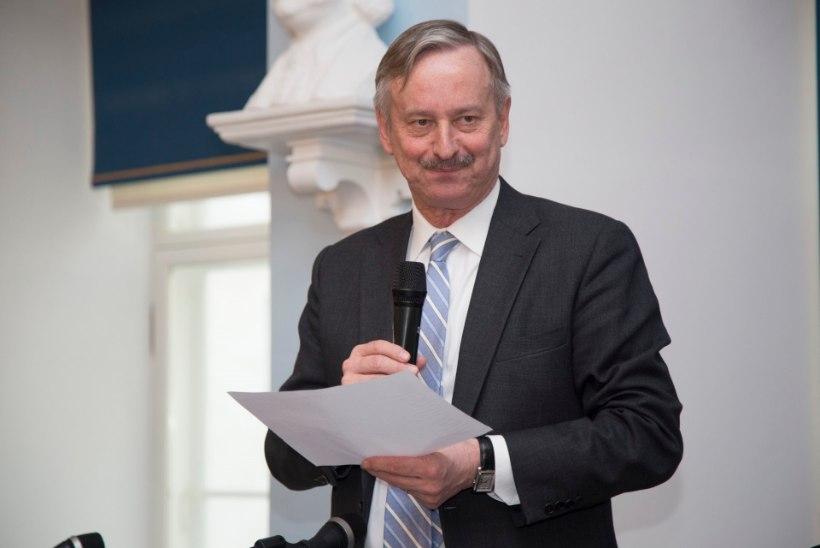 Siim Kallas: Hardi suutis tähestiku järjekorras üles loetleda USA kõik osariigid